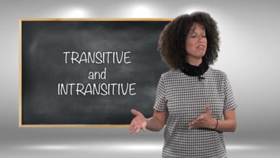 Everyday Grammar - Lesson 146: Transitive Verbs